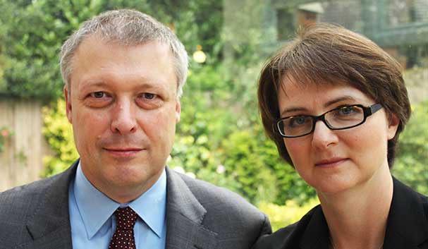 Kathy Leach and Jonathan Leach – Foreign & Commonwealth Office