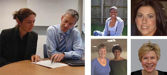 Images of Civil Servants job sharing