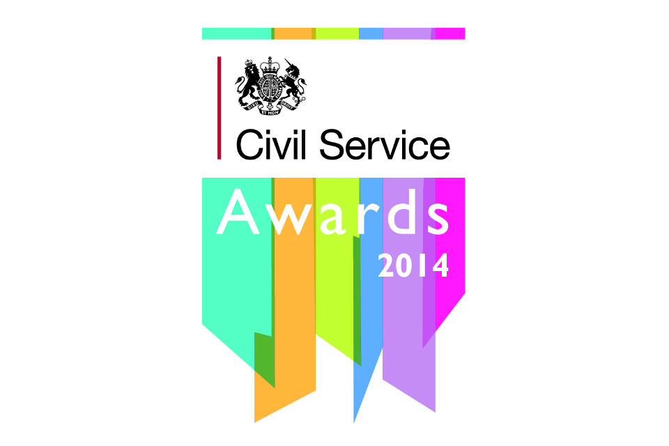 Civil Service Awards 2014