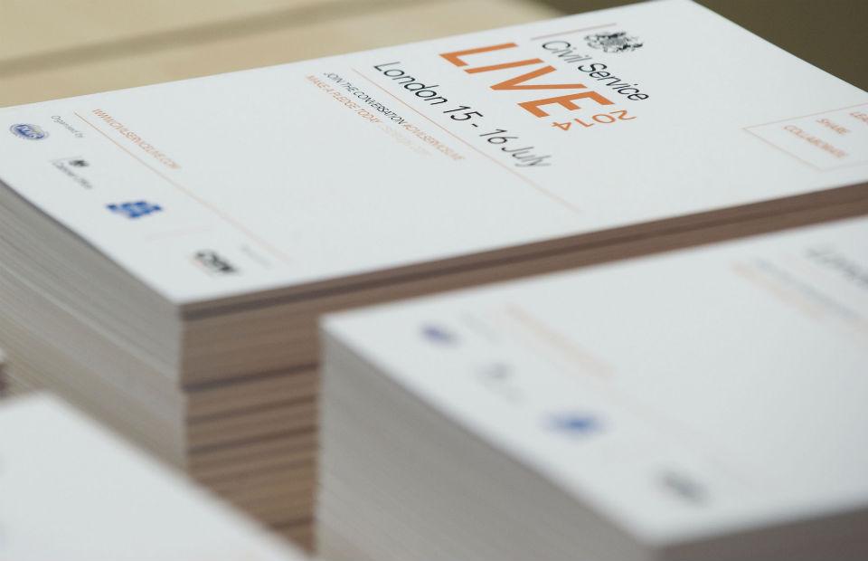 Civil Service Live handbooks