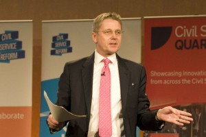 Sir Jeremy Heywood at Civil Service Live 2014