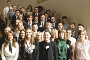 Civil Service Fast Track apprentices