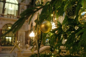 Christmas Tree at FCO