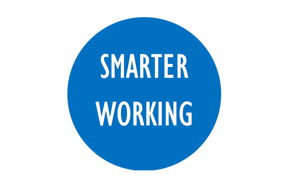 Smarter Working logo