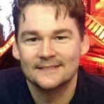 Headshot of Daniel Riches