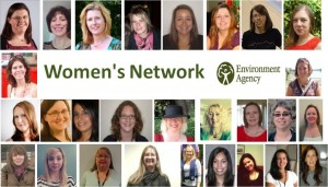 Environment Agency's Women's Network logo