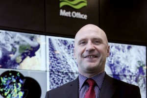 Charlie Ewen, CIO and IT Director, Met Office