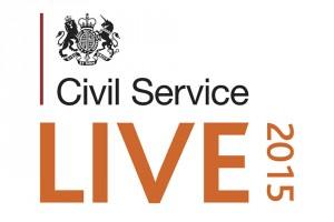 Civil Service Live 2015 logo