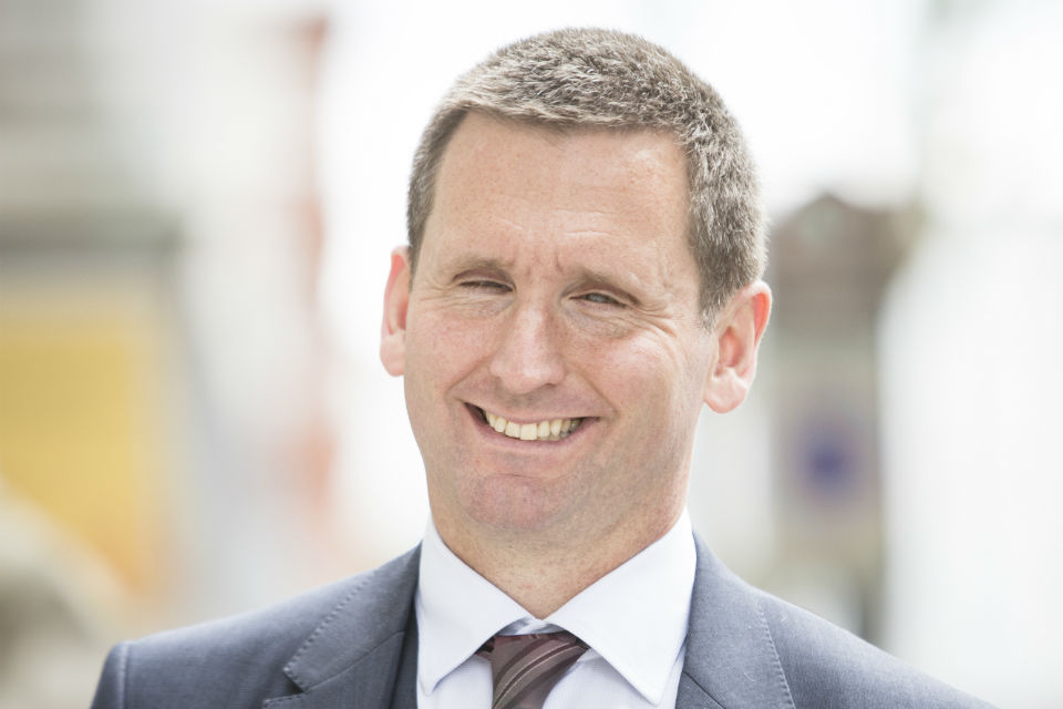 Lord Chris Holmes