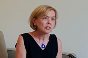 Sue Owen, Permanent Secretary for DCMS, Civil Service Diversity & Inclusion Champion and Civil Service LGB&T Champion