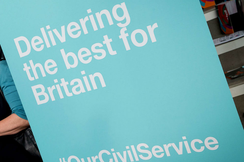 Delivering the best for Britain (banner)