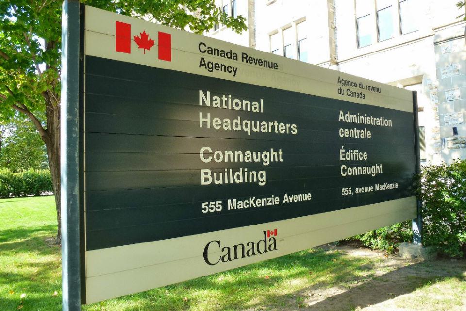 Canada Revenue Agency headquarters