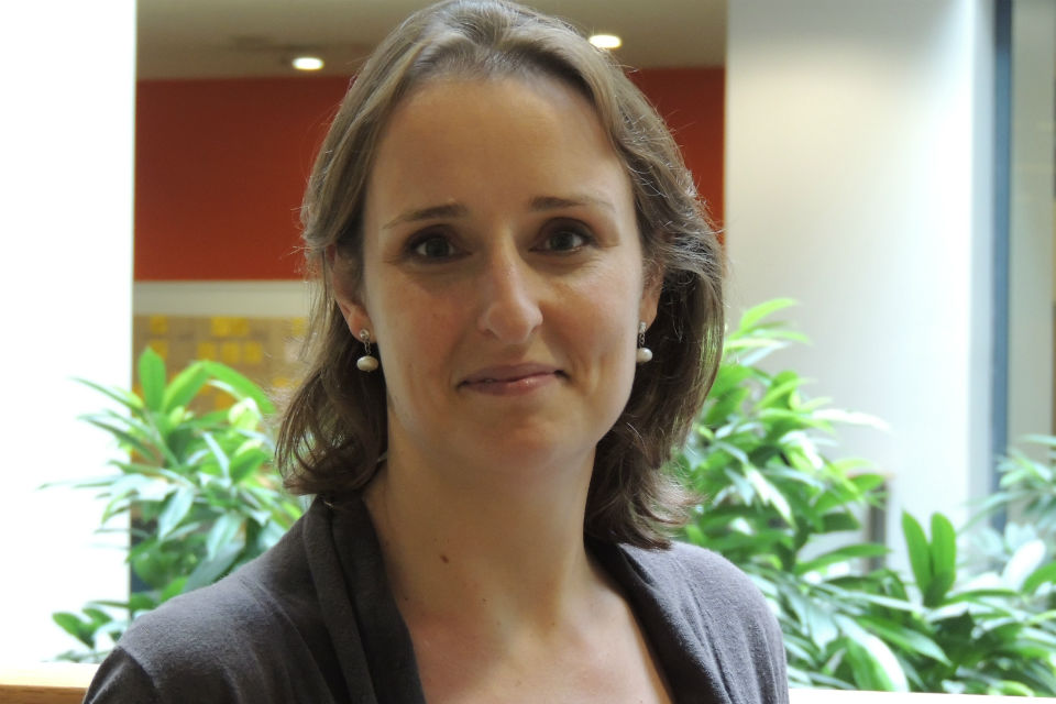Hilary Spencer, Director, Civil Service Learning