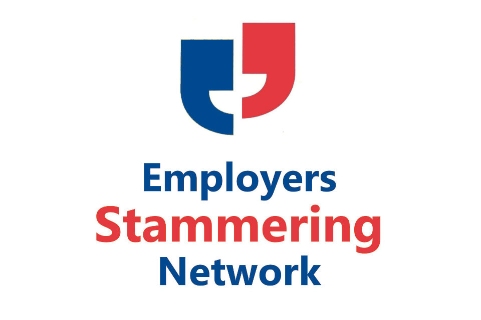 Employers Stammering Network logo