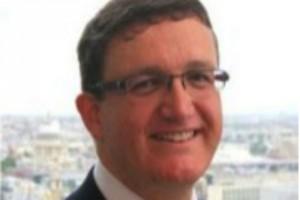 Head shot of Rupert McNeil