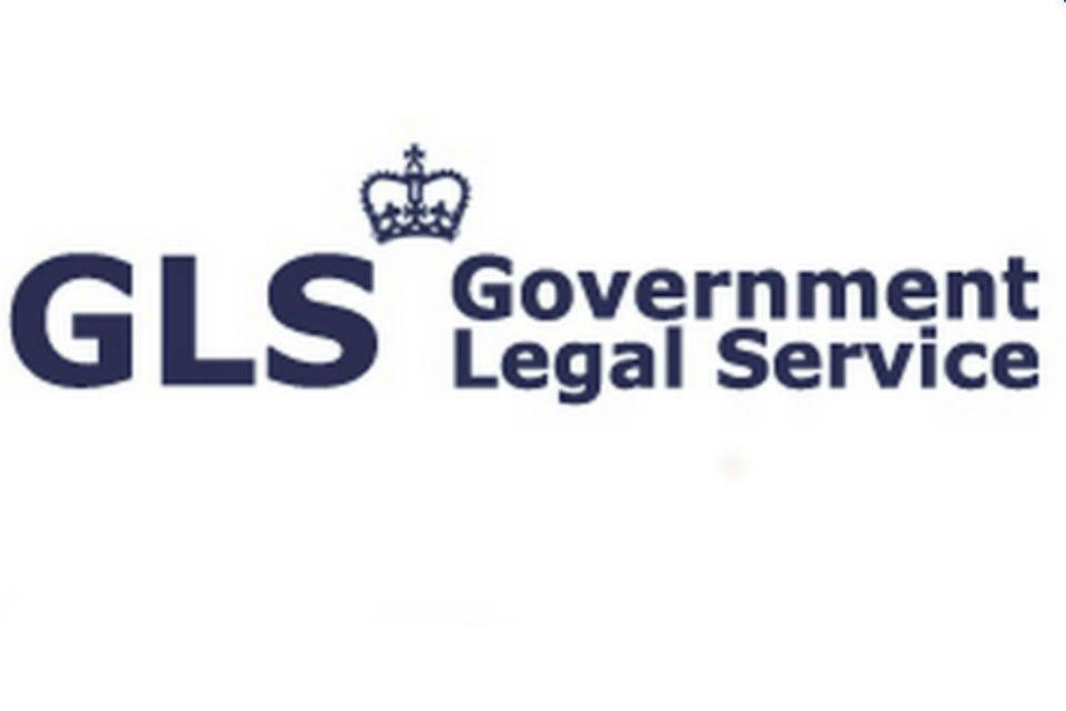 Government Legal Service logo