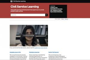 Screengrab of CSL site.