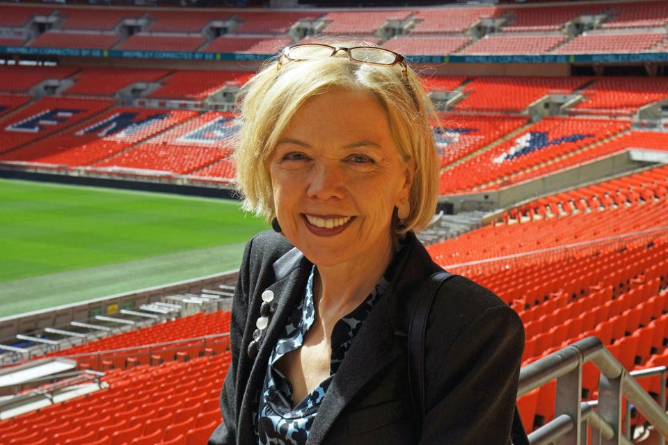 Sue Owen, Permanent Secretary for DCMS and the Civil Service LGB&TI Champion