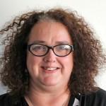 Head and shoulders of Wendy Hardaker