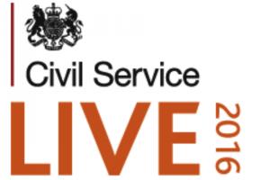 Civil Service Live 2016 logo