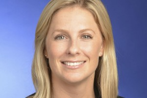 Head shot of Lauren Jackson