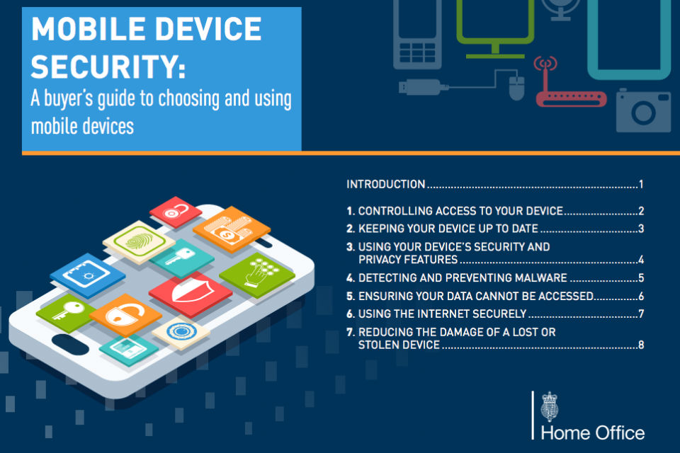 Mobile Device Security guide 2016 2