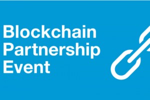 Blockchain Partnership Event logo