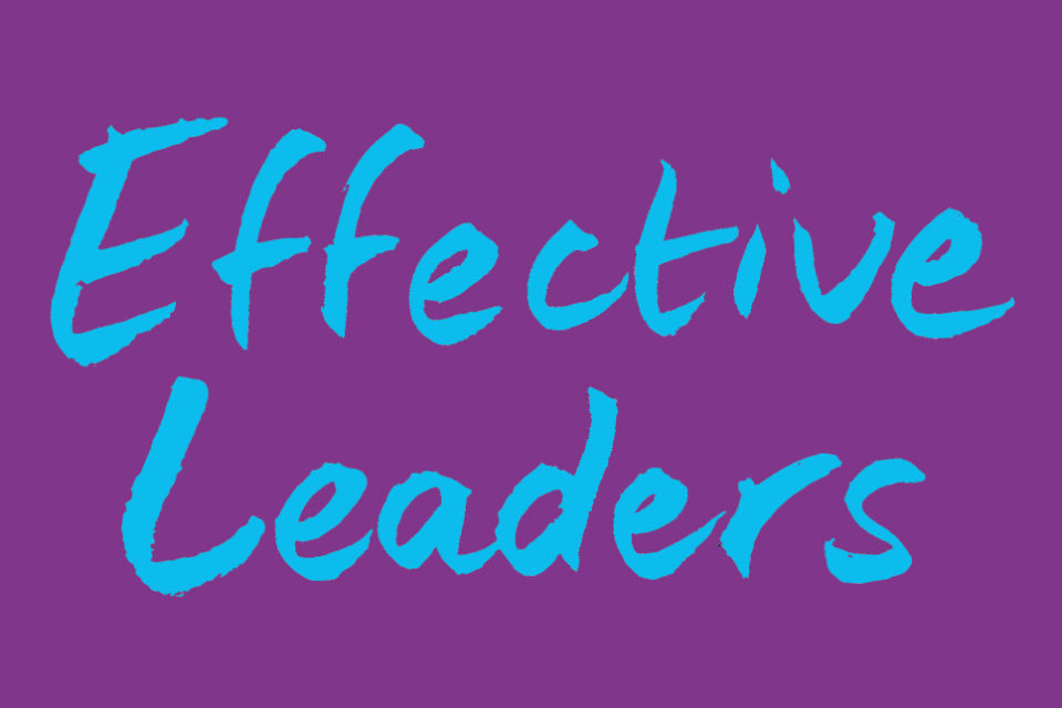 'Effective Leaders' logo