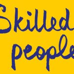 'Skilled people' logo