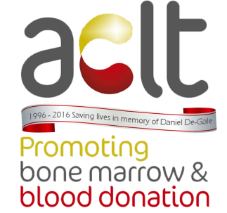 Logo of the African Caribbean Leukaemia Trust