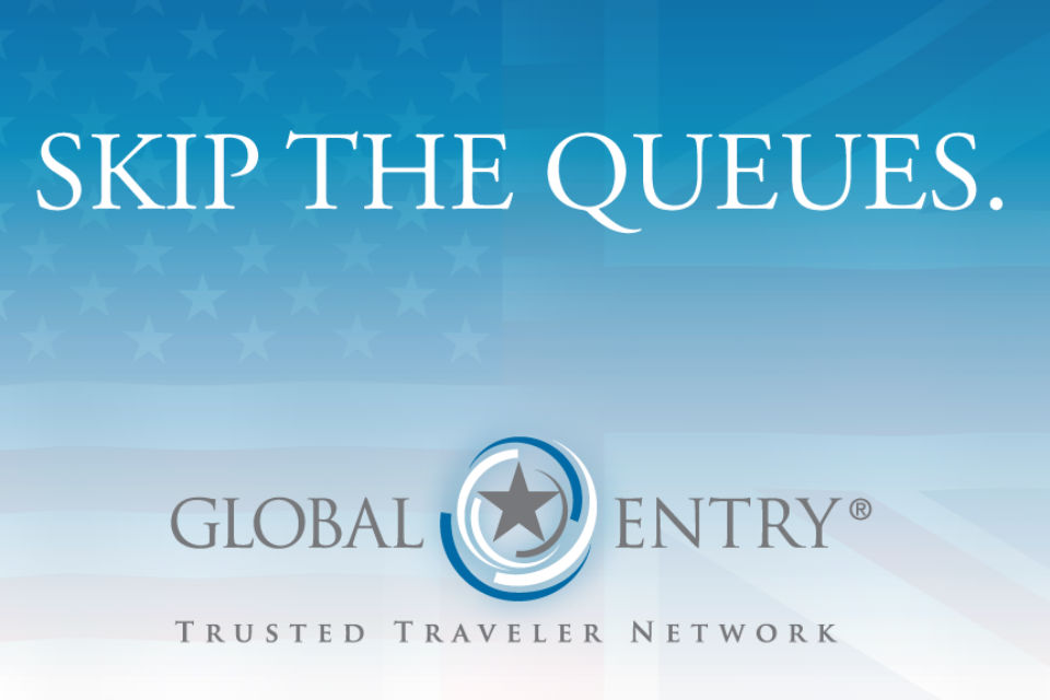 US Global Entry logo