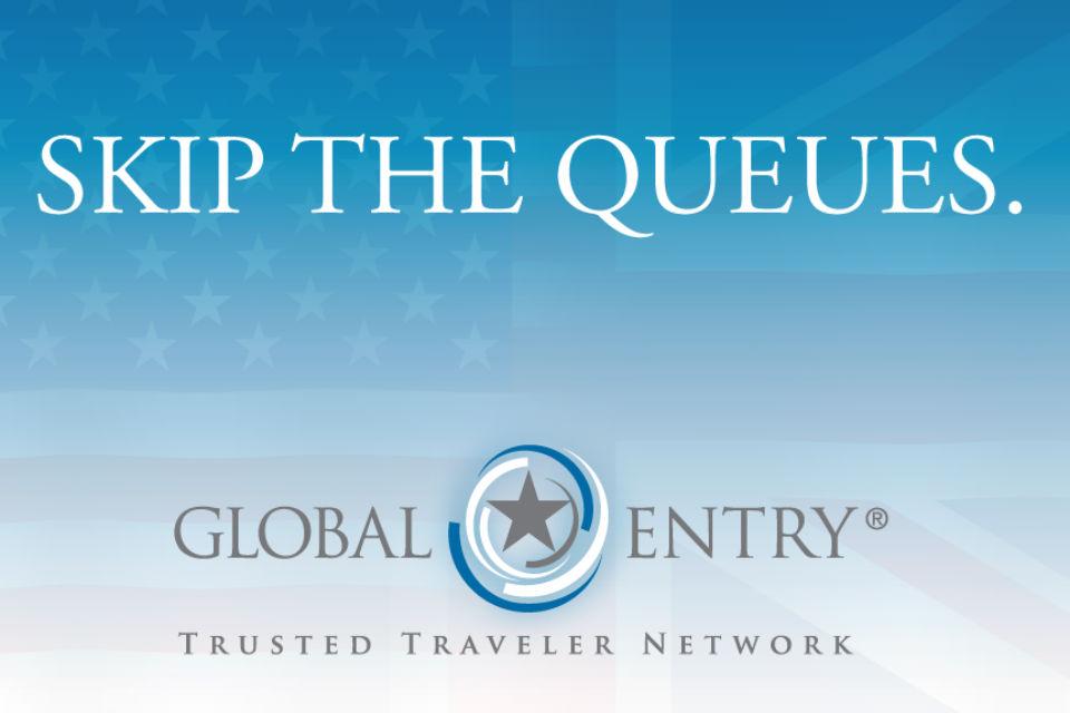 US Global Entry logo
