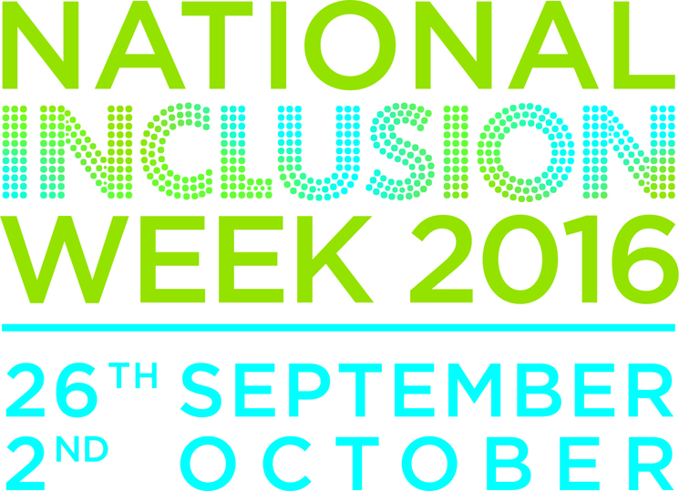 National Inclusion Week logo