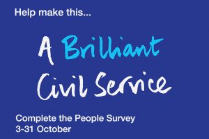 People Survey call to action