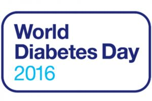 World Diabetes Day 2016 logo