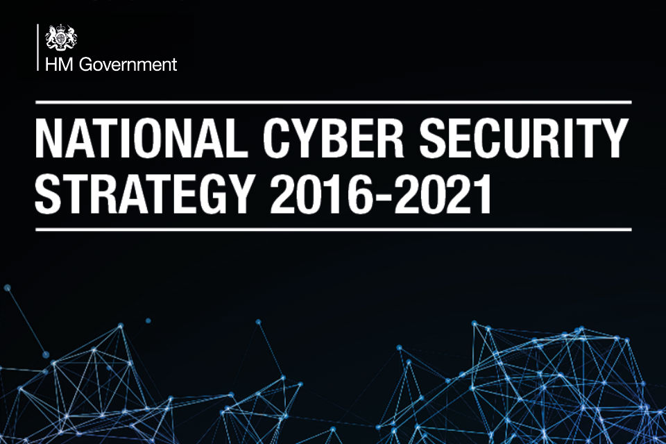 Graphic for National Cyber Security Strategy