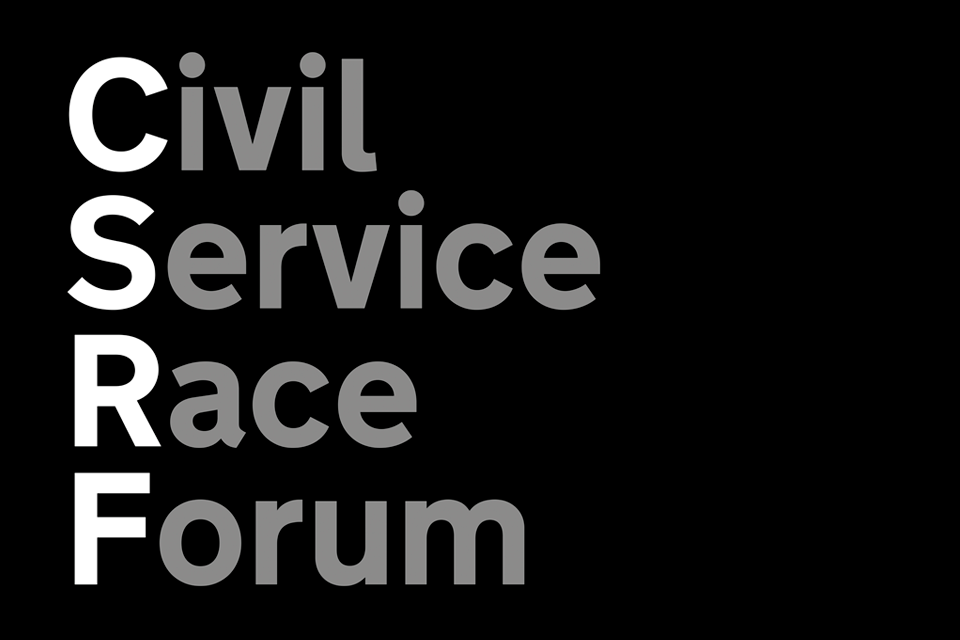 Civil Service Race Forum logo