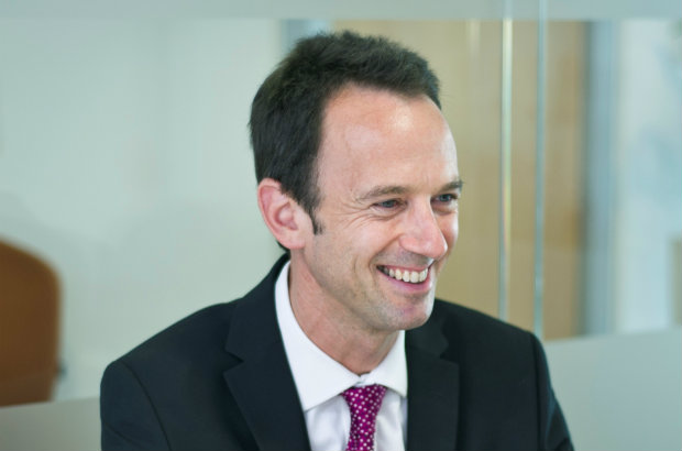 Alex Chisholm, Permanent Secretary of BEIS