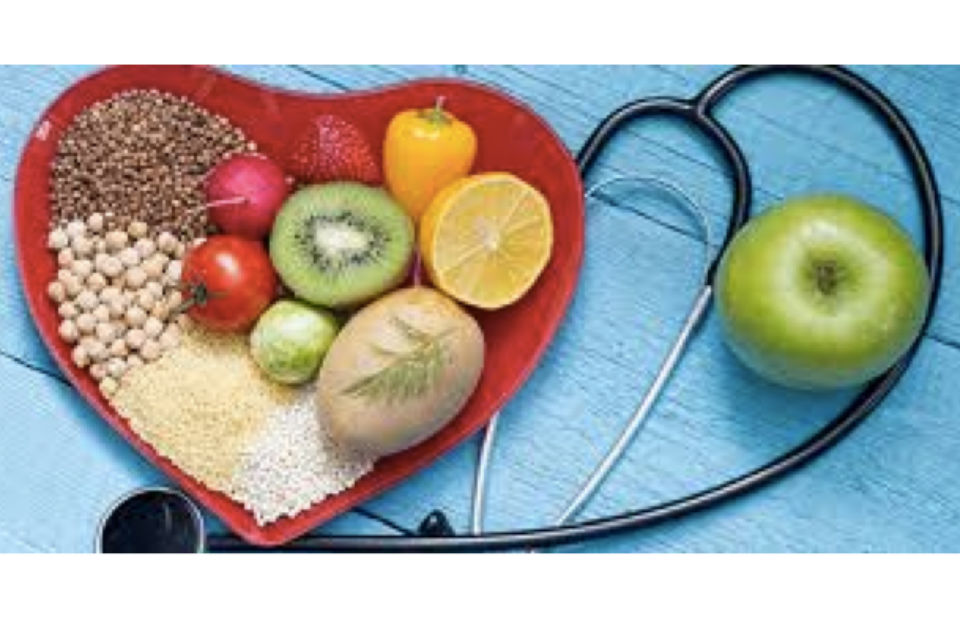 Heart health diet image from Public Health England