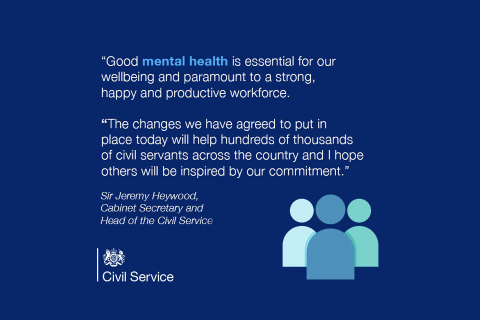 Thriving at Work statement from Sir Jeremy Heywood