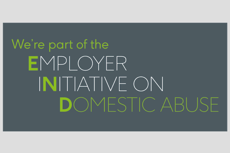 Employer initiative on domestic abuse logo