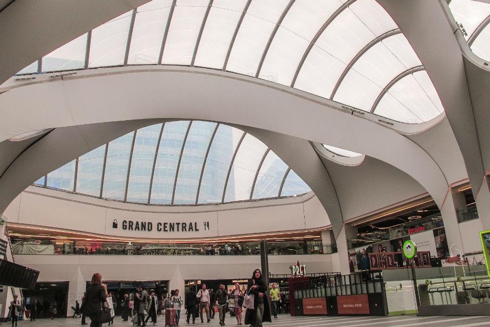 New Street Station complex