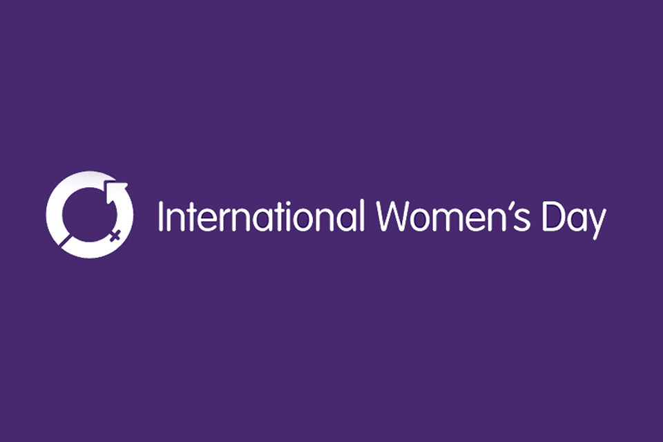 Logo of International Women's Blog