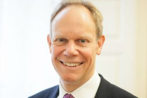 Head and shoulders of Matthew Rycroft, Permanent Secretary at the Home Office