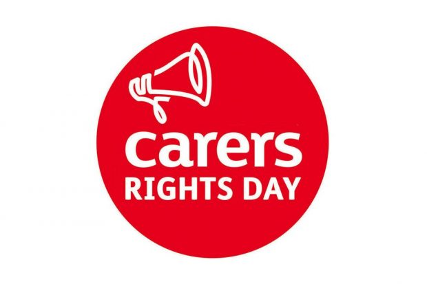 The logo of Carers Rights Day