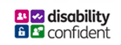 Disability Confident scheme logo