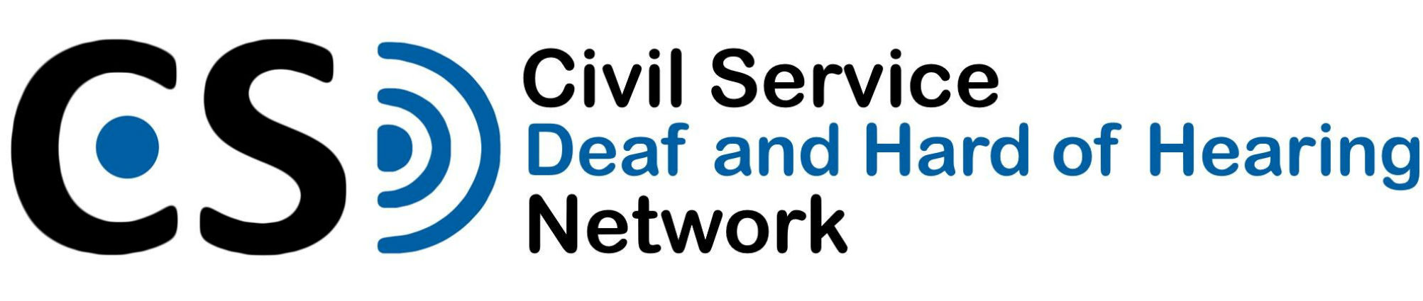 Banner of the Civil Service Deaf and Hard of Hearing Network