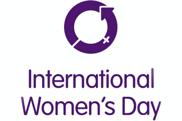 Logo of International Women's Day