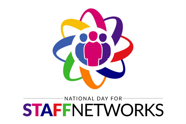 The logo for the National Staff Networks Day