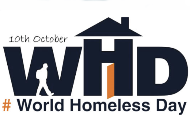 World Homeless Day 2019 logo